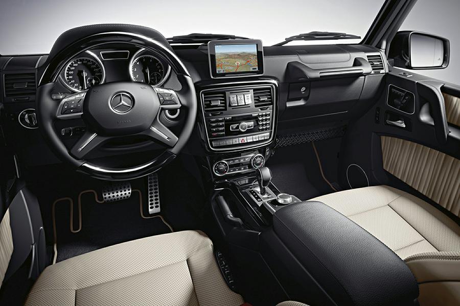 2015 mercedes benz g class reviews specs and prices carscom - Mercedes G Class 2015 Black