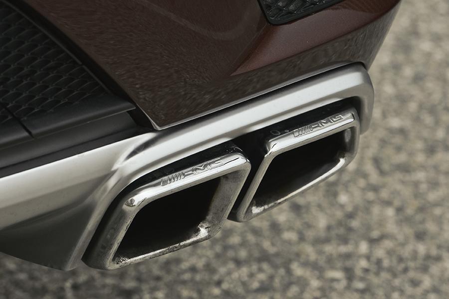 2015 Mercedes-Benz GL-Class Photo 3 of 19