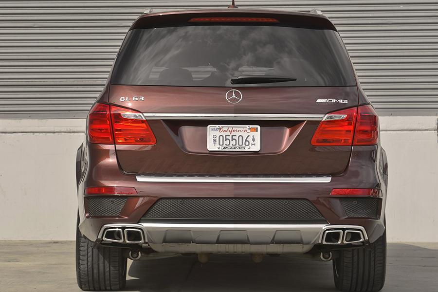 2015 Mercedes-Benz GL-Class Photo 6 of 19
