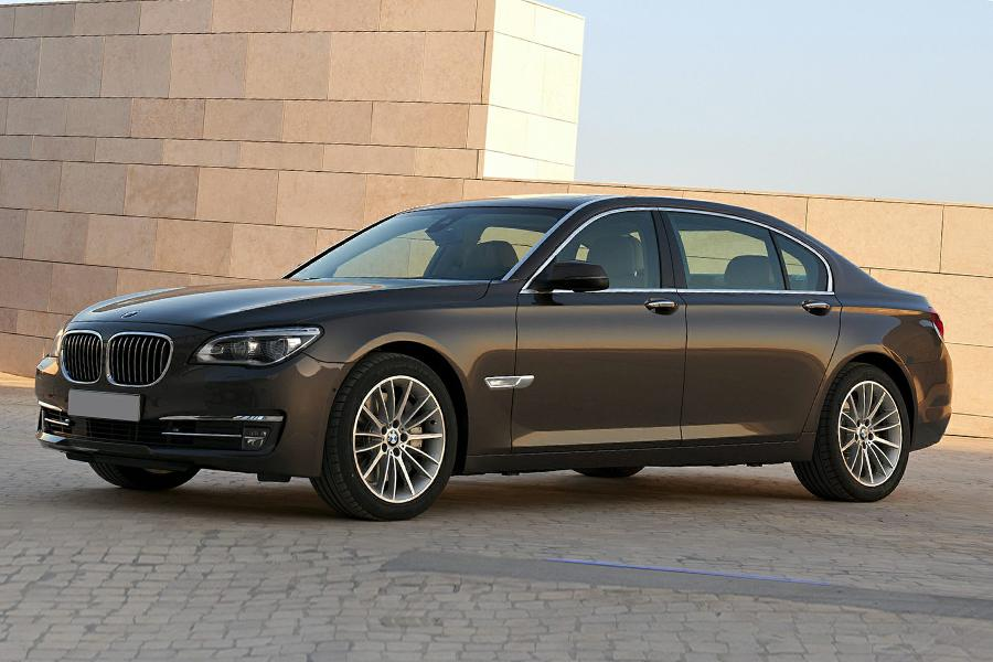 2015 Bmw 760 Overview Cars Com