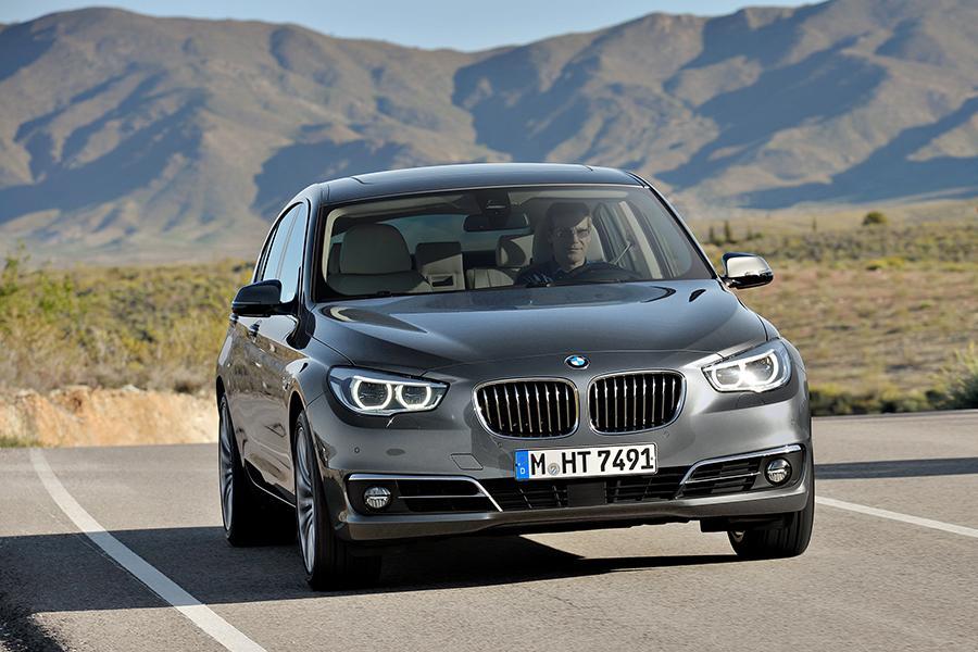 2015 BMW 535 Gran Turismo Photo 6 of 22