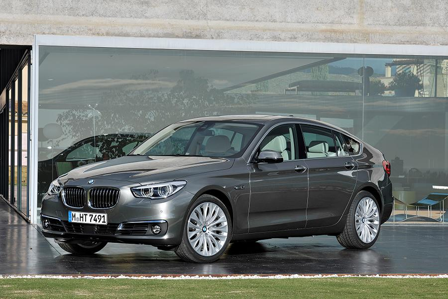 2015 BMW 535 Gran Turismo Photo 1 of 22