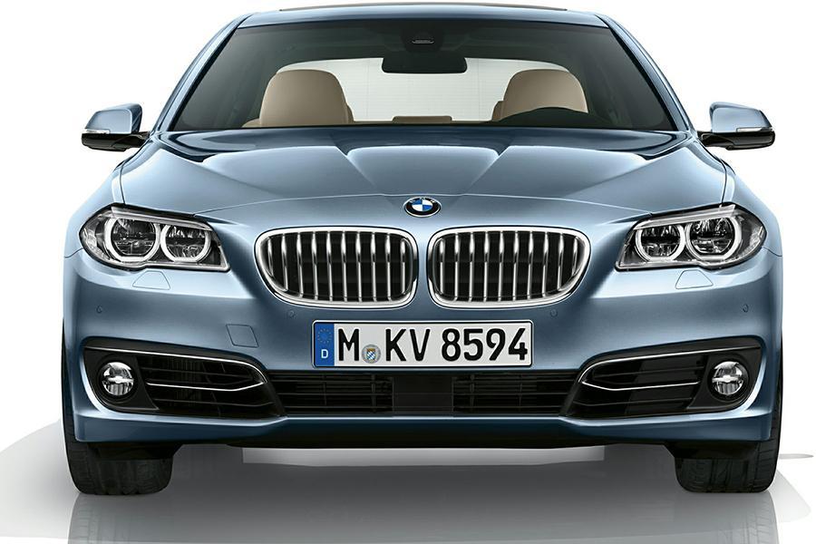 2015 BMW ActiveHybrid 5 Photo 4 of 8