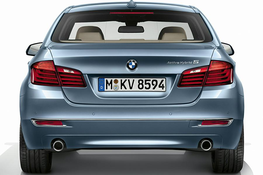 2015 BMW ActiveHybrid 5 Photo 6 of 8