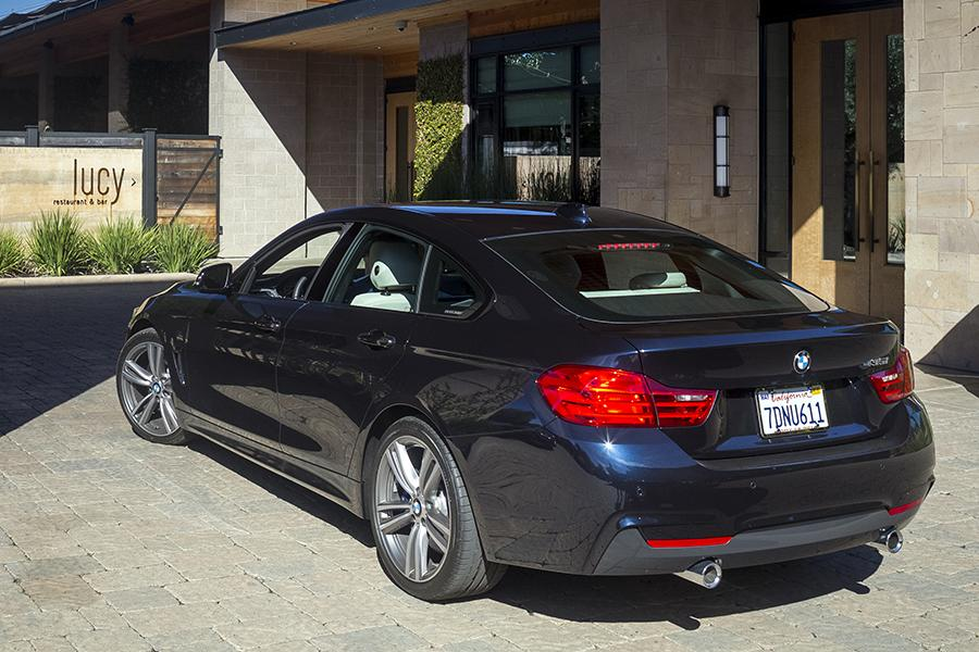2015 BMW 435 Gran Coupe Photo 2 of 14