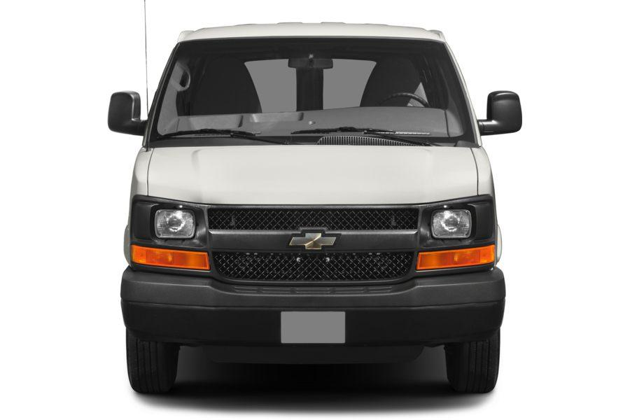 2015 Chevrolet Express 3500 Photo 5 of 13