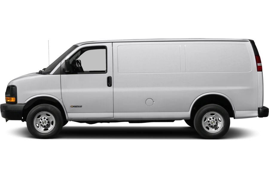2015 Chevrolet Express 3500 Photo 6 of 13