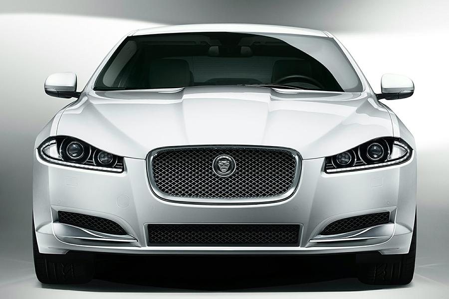 2015 Jaguar XF Photo 3 Of 14