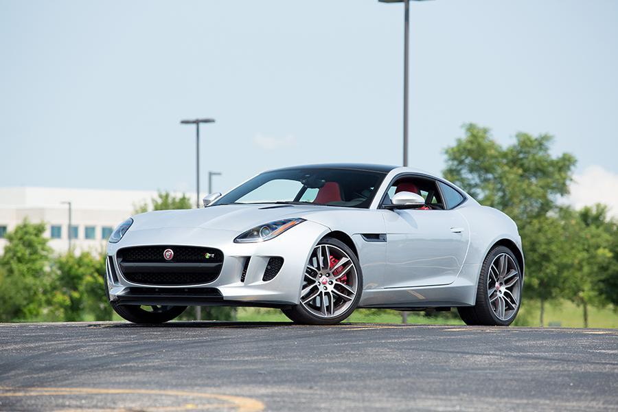 2015 Jaguar F-TYPE Photo 1 of 22