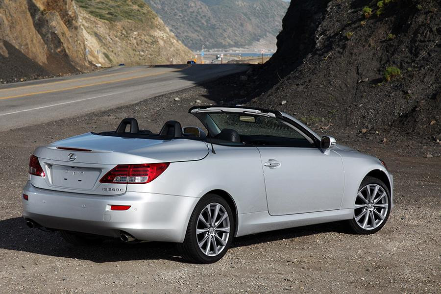 Lexus Is 350c Convertible Models Price Specs Reviews