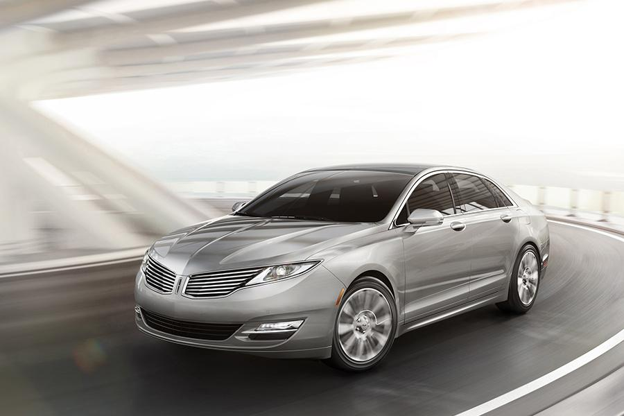 2015 Lincoln MKZ Photo 3 of 19