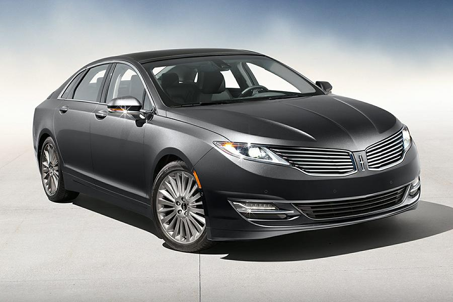 2015 Lincoln MKZ Photo 1 of 19