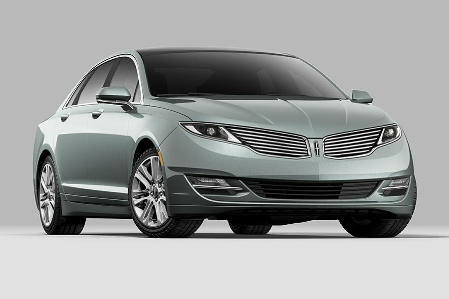 2015 Lincoln MKZ Hybrid Photo 4 of 17