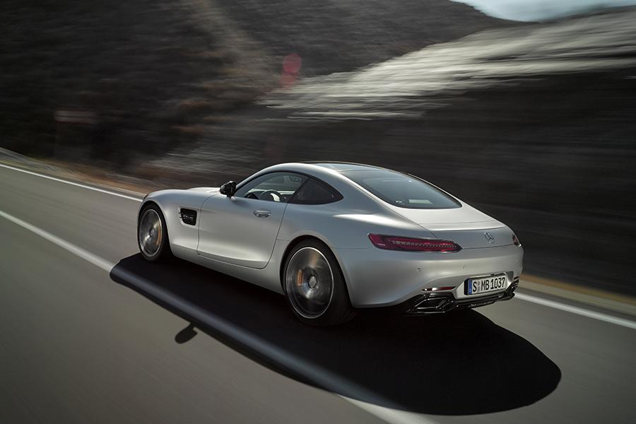 2016 Mercedes-Benz AMG GT Photo 5 of 14
