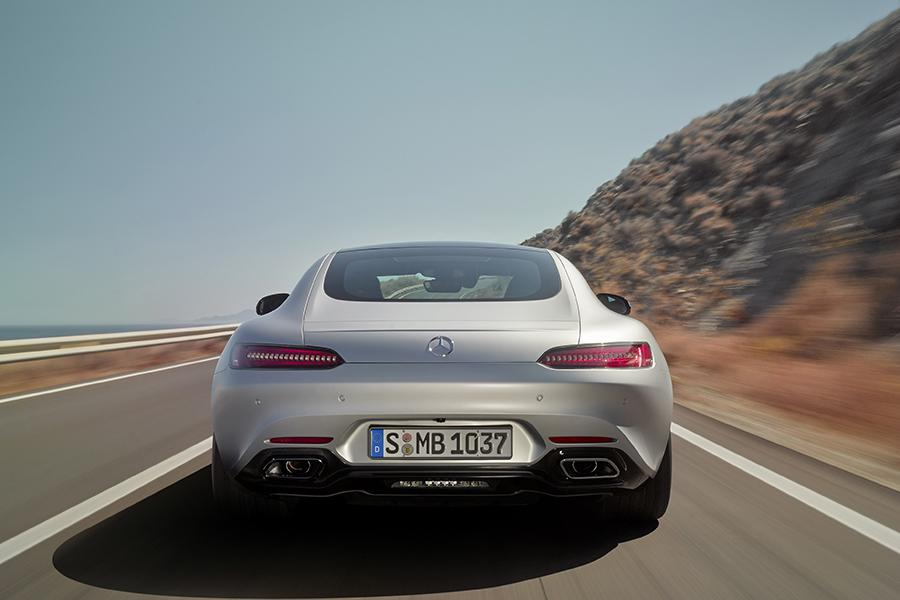 2016 Mercedes-Benz AMG GT Photo 6 of 14