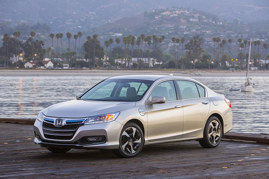 2014 Honda Accord Plug-In Hybrid Photo 1 of 14