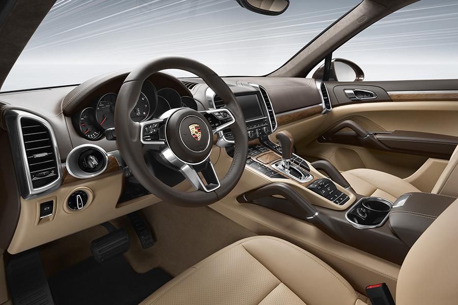 2016 Porsche Cayenne Overview  Carscom