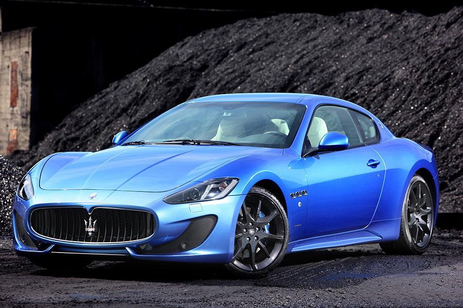 2015 Maserati GranTurismo Reviews, Specs And Prices