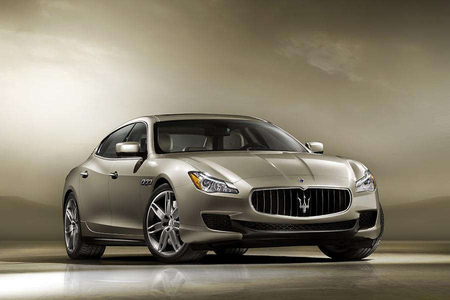 2015 Maserati Quattroporte Photo 1 of 8