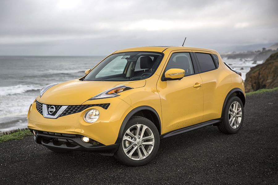 2015 Nissan Juke Overview  Carscom