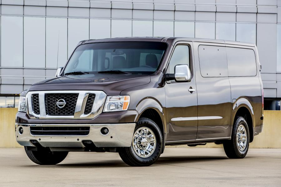 2015 Nissan Nv Passenger Nv3500 Hd Overview Cars Com