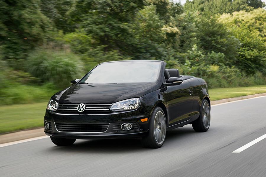 2015 Volkswagen Eos Photo 1 of 11