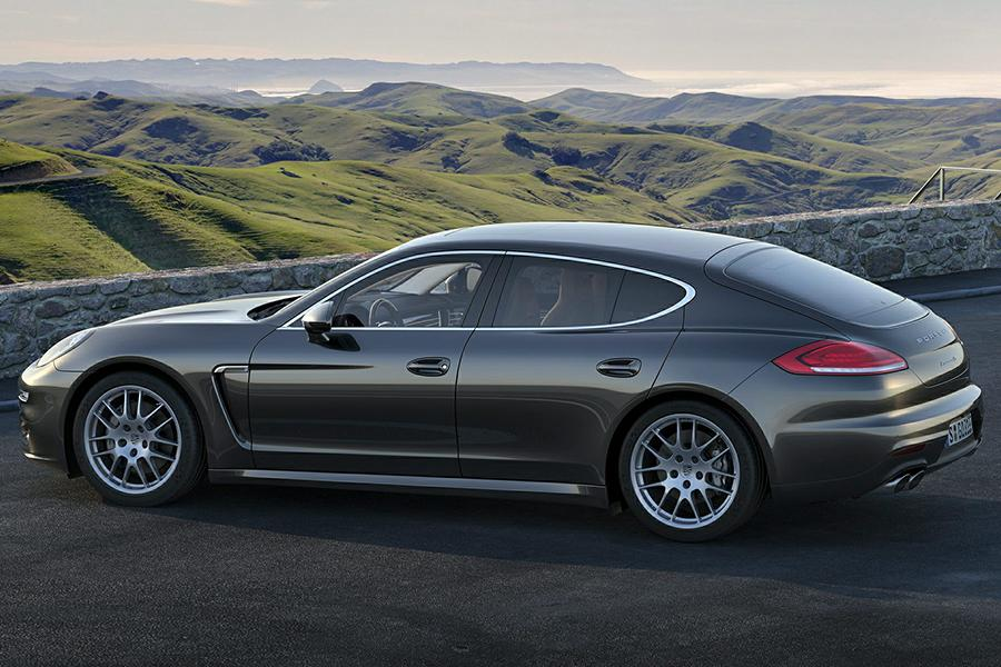 16 photos of 2015 porsche panamera all years - 2015 Porsche Panamera 4s