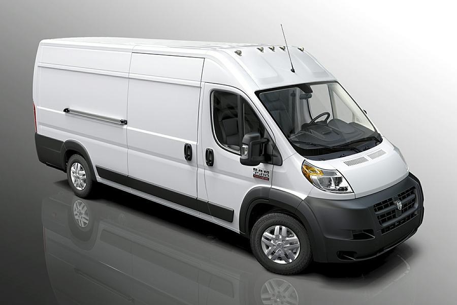 2015 Ram Promaster 3500 Overview Cars