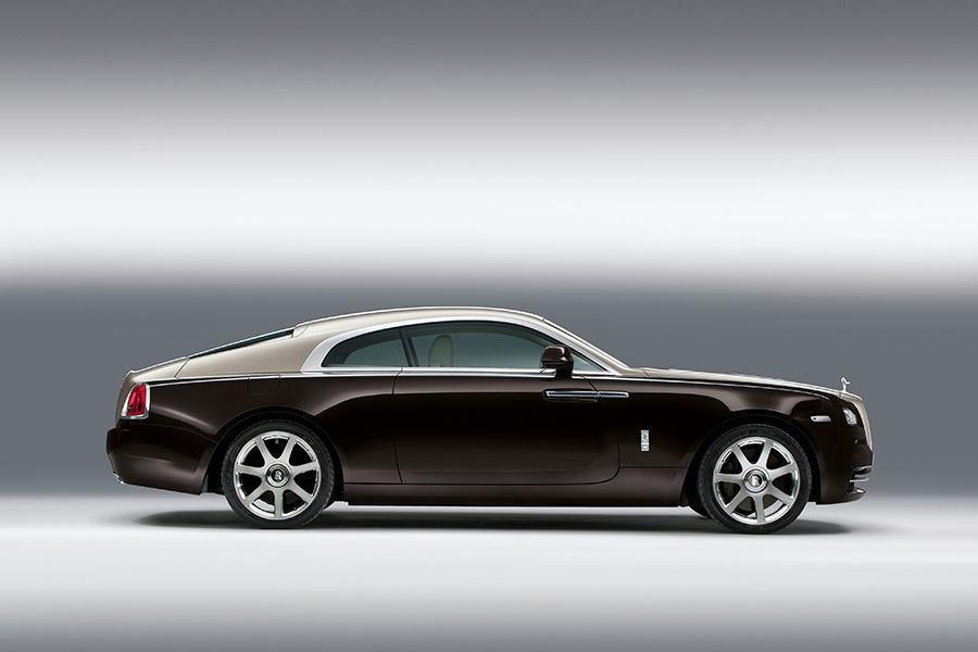 2015 Rolls-Royce Wraith Photo 3 of 16