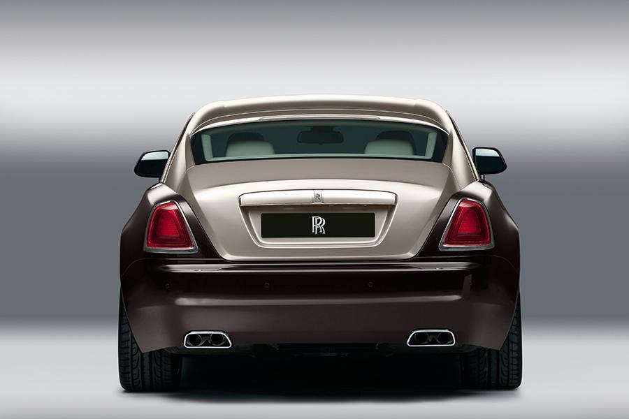 2015 Rolls-Royce Wraith Photo 2 of 16