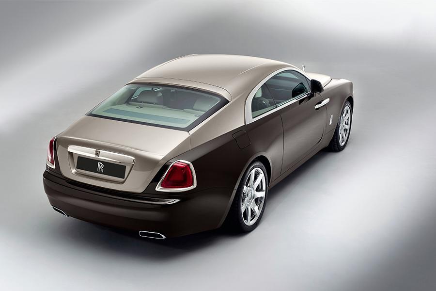 2015 Rolls-Royce Wraith Photo 5 of 16
