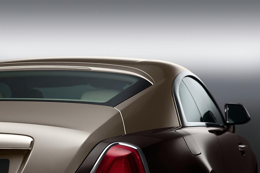 2015 Rolls-Royce Wraith Photo 4 of 16