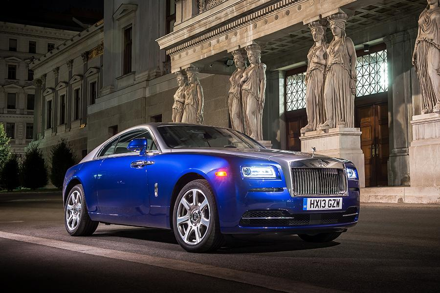 2015 Rolls-Royce Wraith Photo 6 of 16