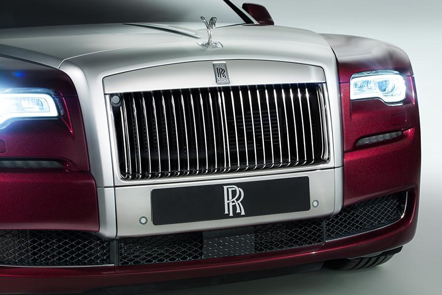 2015 Rolls-Royce Ghost Photo 6 of 15