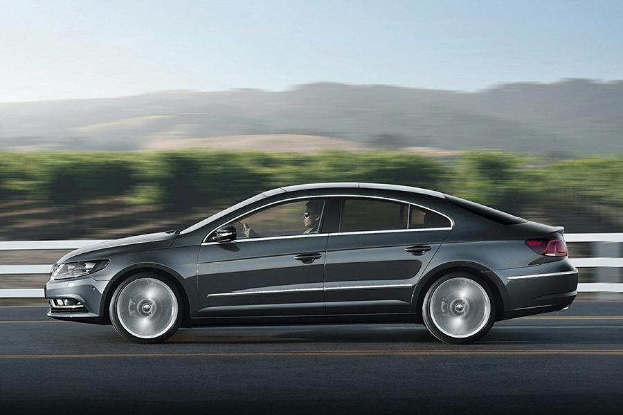 2015 Volkswagen CC Overview  Carscom