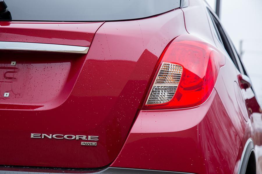 2015 Buick Encore Photo 3 of 22