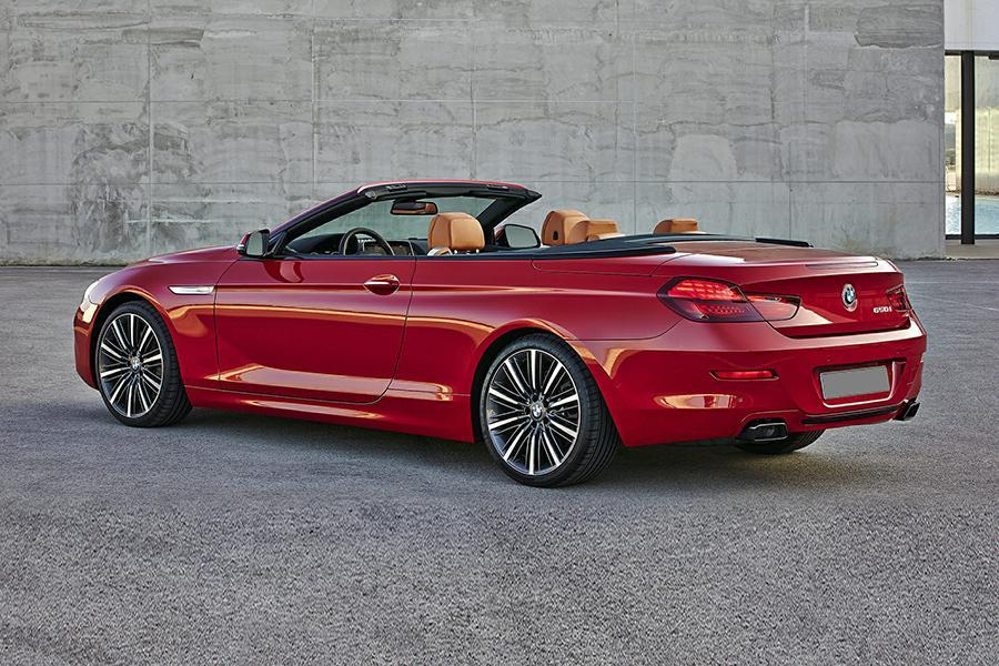 2015 BMW 640 Photo 3 of 6