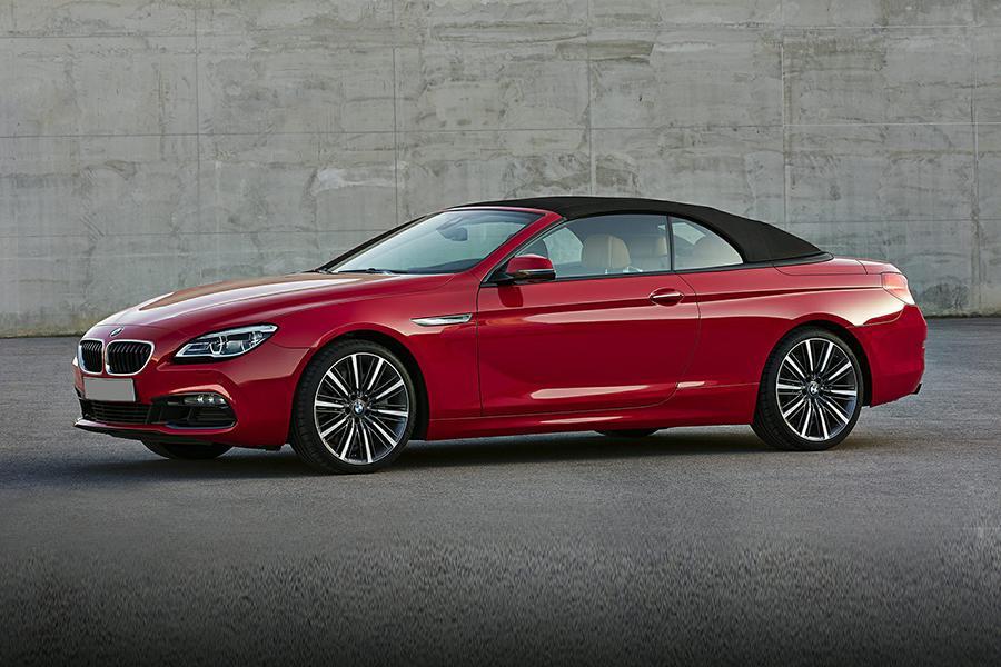 2015 BMW 640 Photo 1 of 6
