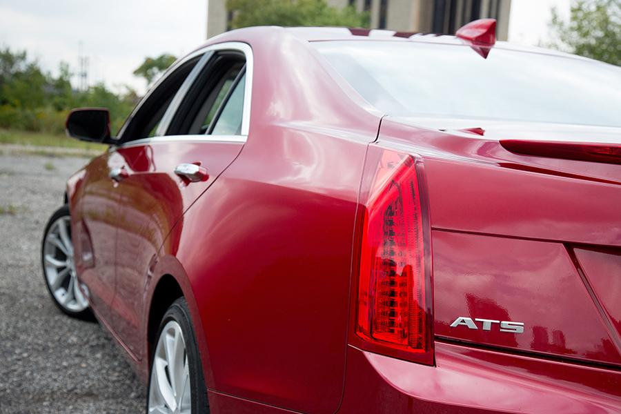 2015 Cadillac ATS Photo 5 of 21