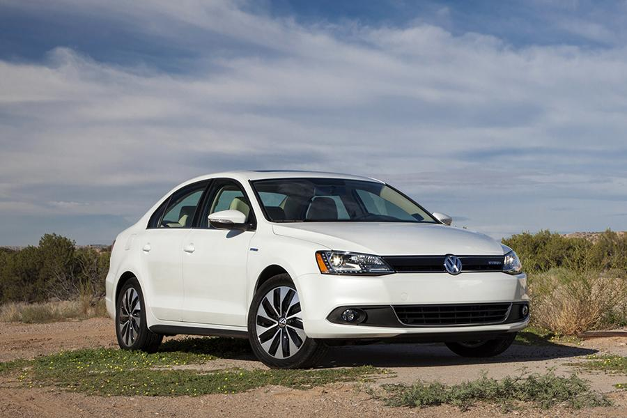 2015 Volkswagen Jetta Hybrid Photo 1 of 21