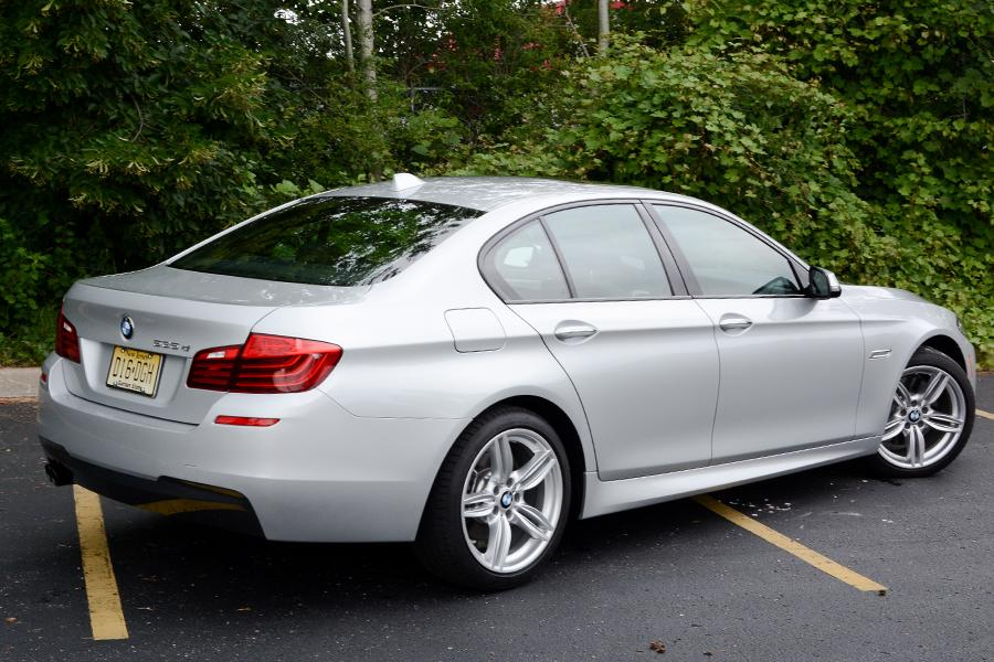 2014 BMW 535d Photo 5 of 17