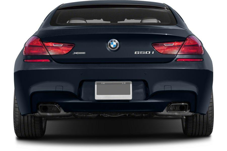 2014 BMW 640 Gran Coupe Photo 3 of 14