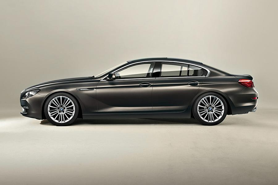 2014 BMW 640 Gran Coupe Photo 4 of 14