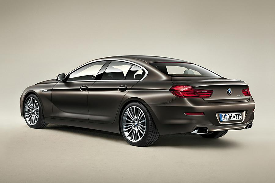 2014 BMW 640 Gran Coupe Photo 5 of 14