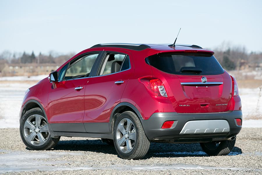 2014 Buick Encore Photo 4 of 25