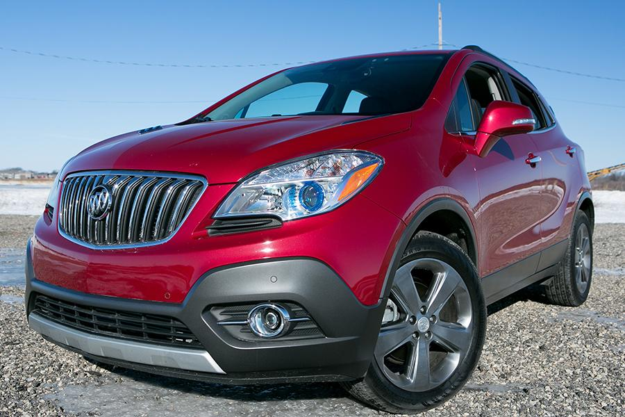 2014 Buick Encore Photo 3 of 25