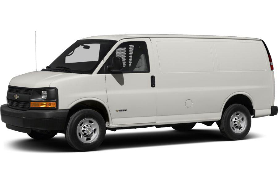 2014 Chevrolet Express 3500 Photo 1 of 13