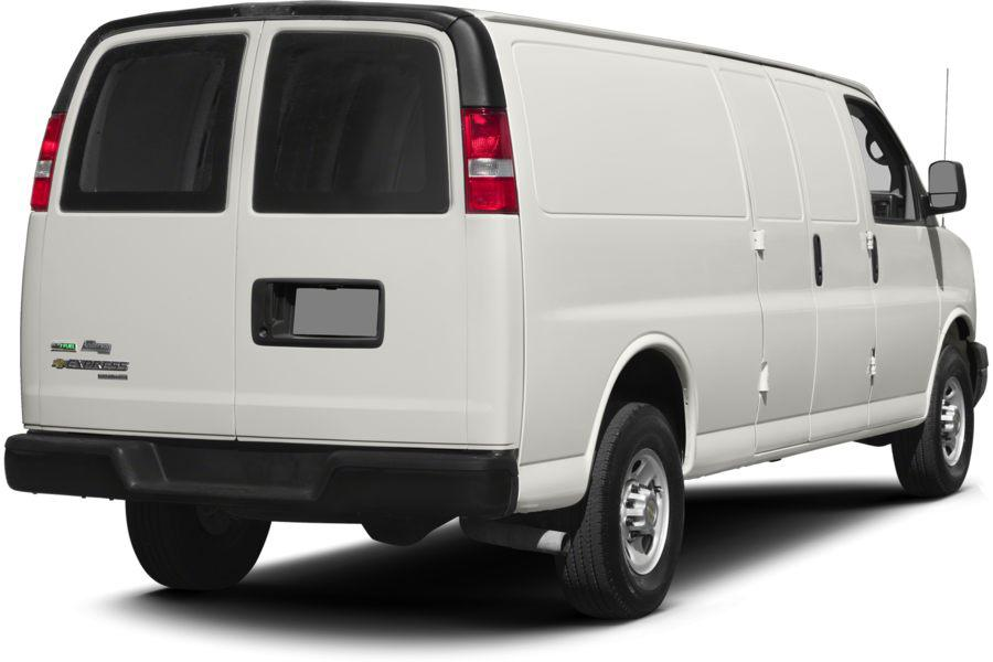 2014 Chevrolet Express 3500 Photo 4 of 13