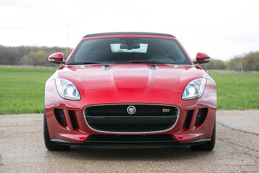 2014 Jaguar F-TYPE Photo 5 of 25
