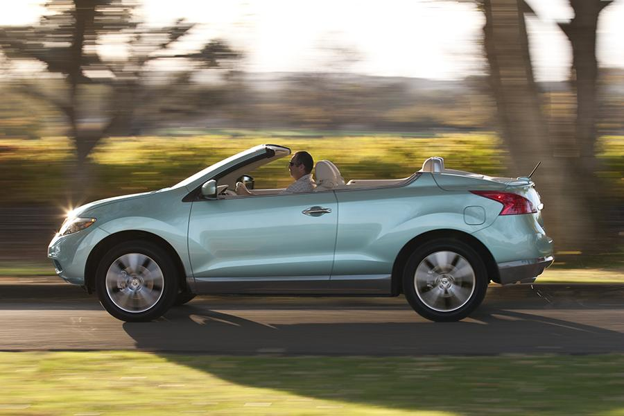 2014 nissan murano crosscabriolet specs pictures trims colors. Black Bedroom Furniture Sets. Home Design Ideas